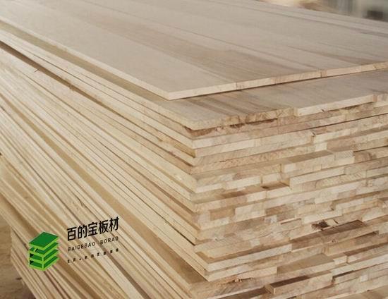 细木工板集成板的挑选准则